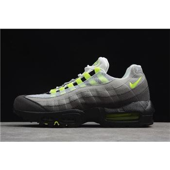Nike Air Max 95 OG Neon Black/Volt-Medium Ash-Dark Pewter 554970-071