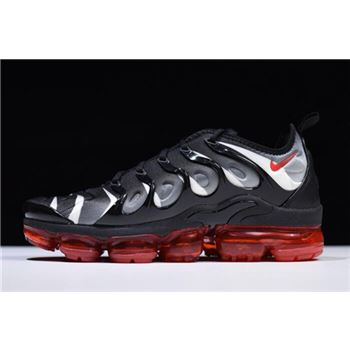 Nike Air Vapormax Plus 2018 Black/Speed Red-White AQ8632-001