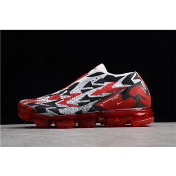 Nike Air Vapormax FK Moc 2 University Red/White-Black AQ0996-800