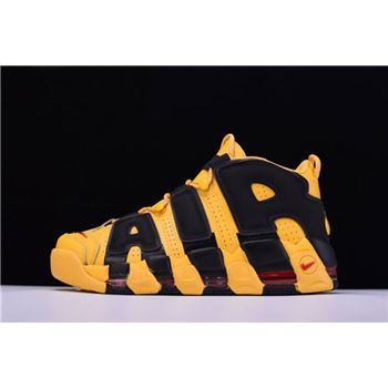 Men's Nike Air More Uptempo Bruce Lee Kill Bill Yellow/Black