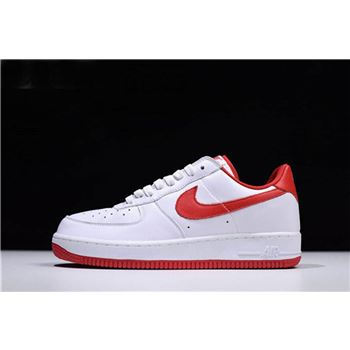 Nike Air Force 1 Low Retro CT16 QS Fo Fi Fo White/University Red-Gold AQ5107-100